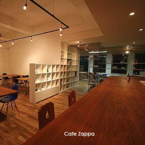Cafe & Space Zappa<br>
